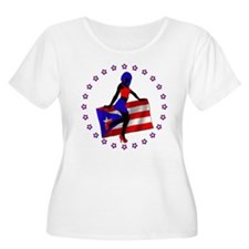 Sexy Girl Puerto Rico 1 T-Shirt