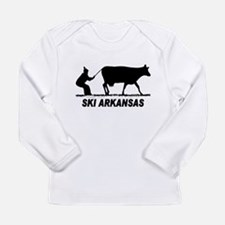 The Ski Arkansas Shop Long Sleeve T-Shirt