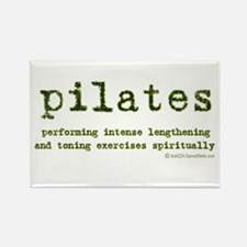 Pilates Spirit Magnets