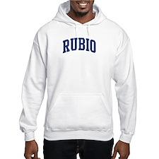 RUBIO design (blue) Hoodie