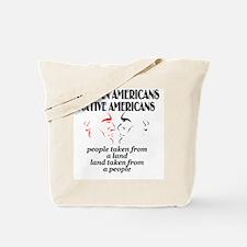 Discrimination Tote Bag