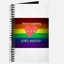 Orlando never forgetting 6-12-16 Journal