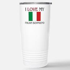Cute Flag italian Travel Mug