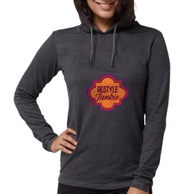 Restyle Junkie Logo Long Sleeve T-Shirt