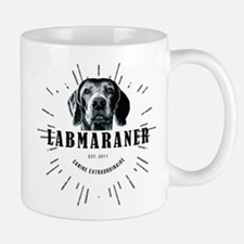 Labmaraner Mug On Your Mugs