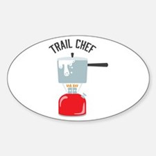 Trail Chef Decal