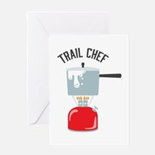 Trail Chef Greeting Cards