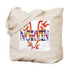 Norvin British Iron Tote Bag