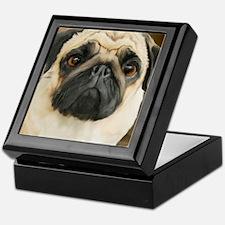 Pug-What! Keepsake Box