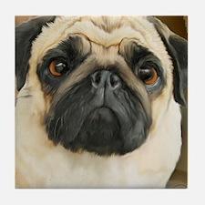 Pug-What! Tile Coaster
