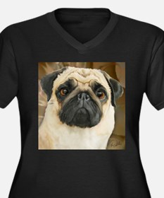Pug-What! Plus Size T-Shirt