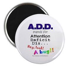 ADD BUG Magnet