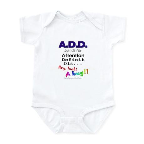 ADD BUG Infant Bodysuit
