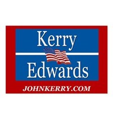 KERRY-EDWARDS Postcards (8)