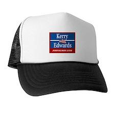 KERRY-EDWARDS Trucker Hat
