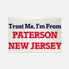 Trust Me, I'm from Paterson New Jersey Magnets
