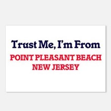 Trust Me, I'm from Point Postcards (Package of 8)