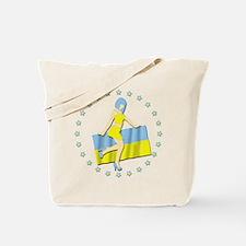Sexy Girl Ukraine 2 Tote Bag