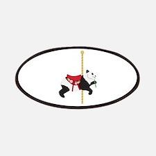 Carousel Panda Patch