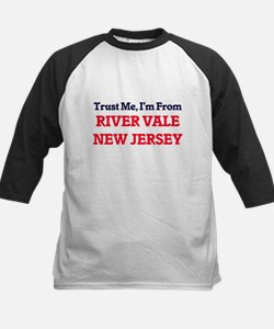 Trust Me, I'm from River Vale New Baseball Jersey