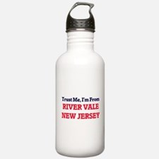 Trust Me, I'm from Riv Water Bottle