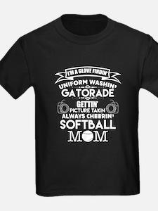 Softball Shirts - Funny Gift For Softball T-Shirt