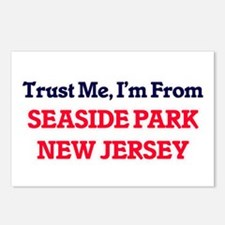 Trust Me, I'm from Seasid Postcards (Package of 8)