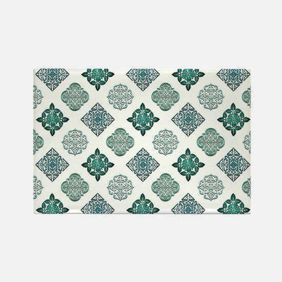 MOROCCAN TILE Magnets