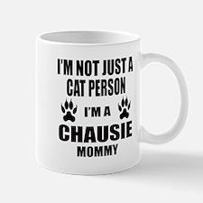 I'm a Chausie Mommy Mug