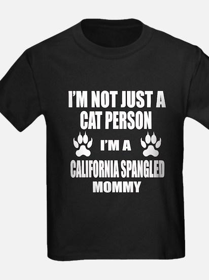 I'm a California Spangled Mommy T
