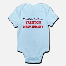 Trust Me, I'm from Trenton New Jersey Body Suit