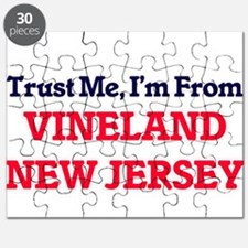 Trust Me, I'm from Vineland New Jersey Puzzle