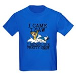 I came, I saw Kids Dark T-Shirt