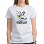 I came, I saw Women's T-Shirt