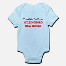 Trust Me, I'm from Willingboro New Jerse Body Suit