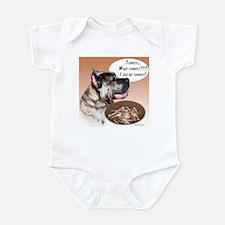 Cane Corso Turkey Infant Bodysuit