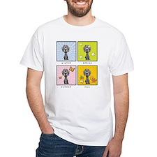 4 Season Weimaraner Shirt