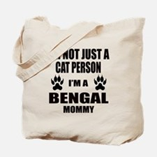 I'm a Bengal Mommy Tote Bag