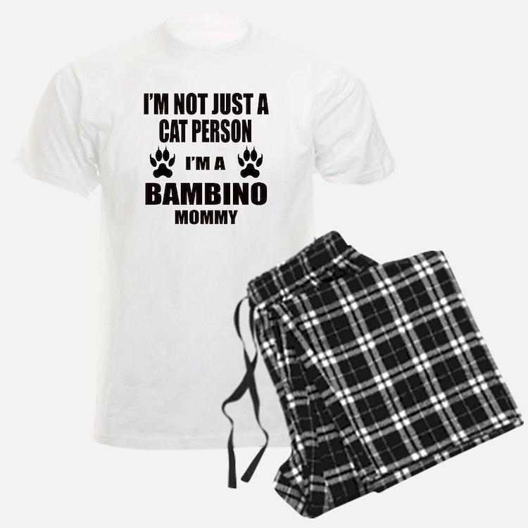 I'm a Bambino Mommy Pajamas