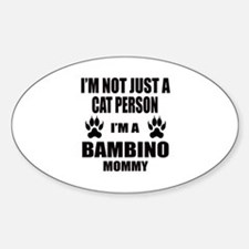 I'm a Bambino Mommy Decal