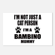 I'm a Bambino Mommy Postcards (Package of 8)