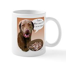 Chessie Turkey Mug