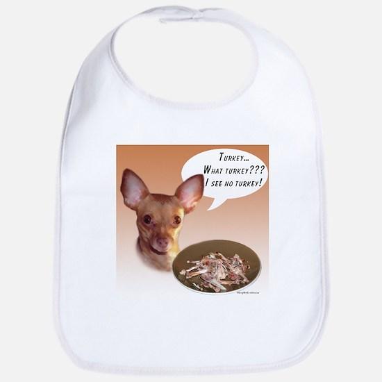 Chihuahua Turkey Bib