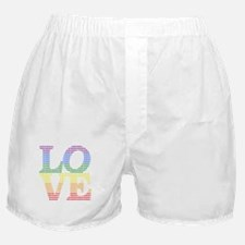 Love is Love LGBT Boxer Shorts