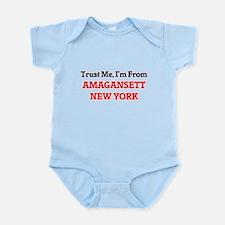 Trust Me, I'm from Amagansett New York Body Suit