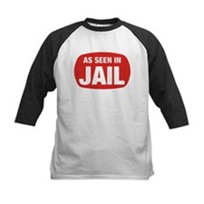 As Seen In Jail Tee