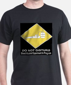 Blood Alcohol Experiment In P T-Shirt
