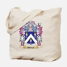 Boule Coat of Arms (Family Crest) Tote Bag