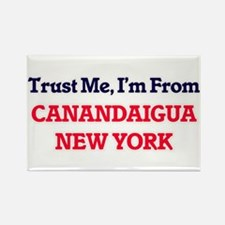 Trust Me, I'm from Canandaigua New York Magnets