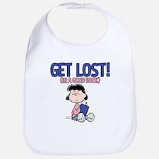 Lucy-Get Lost Bib
